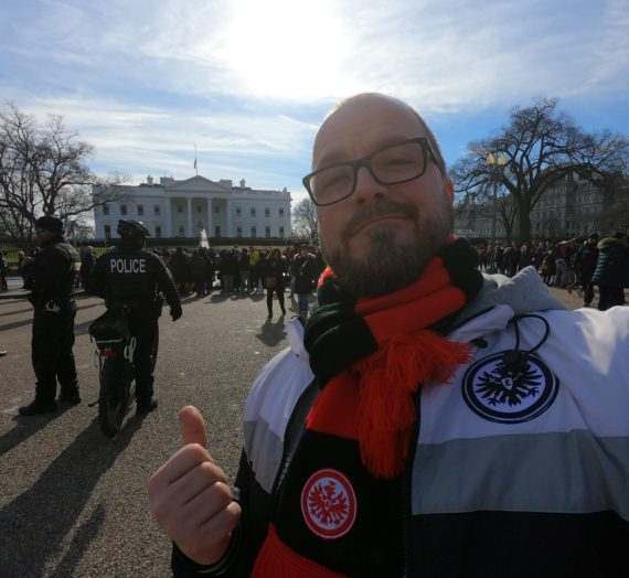 Eintracht in den USA