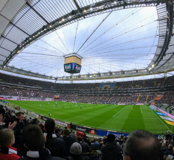Eintracht : Hoffenheim