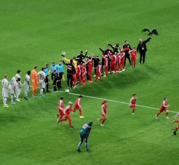 SGE : Leverkusen