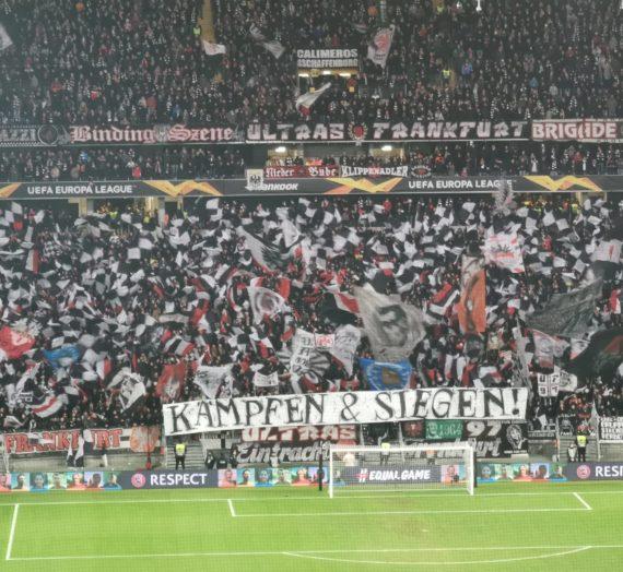 Eintracht Frankfurt : Vitória Guimarães
